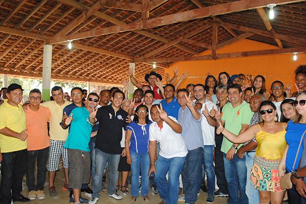 Matinhenses radicados em São Luís declaram apoio a Zequinha Amaral 28