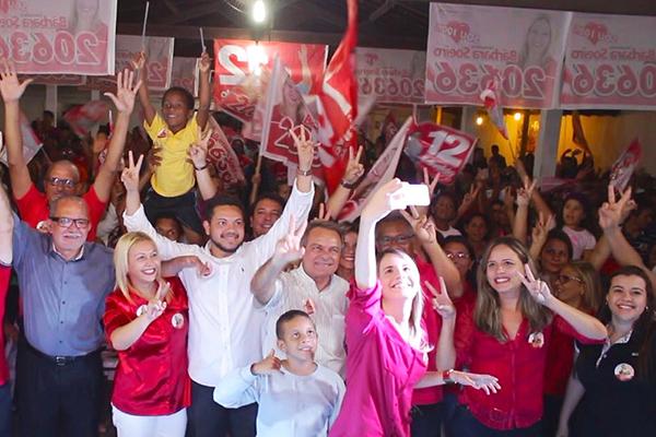 Vereadora Bárbara Soeiro (PMN) é reeleita para mais um mandato na Câmara de São Luís