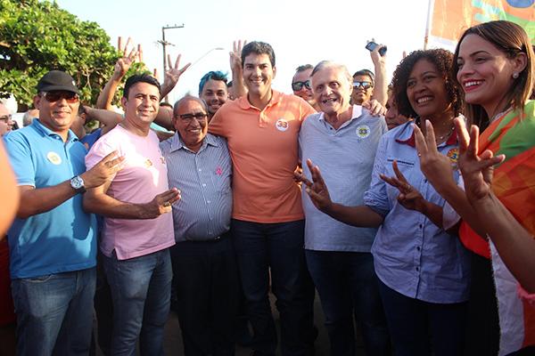 Vereador José Joaquim que foi o vice de Eliziane decide apoiar o candidato Eduardo Braide
