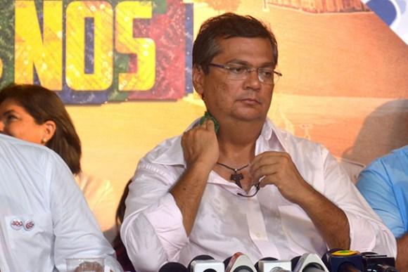 Falatando 14 dias para a eleição, Flávio Dino se mantém afastado da disputa em São Luís