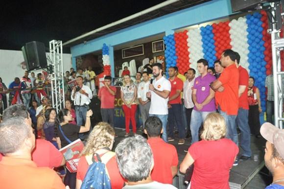 Lideranças da Grande Ilha ratificam apoio à reeleição de Edivaldo 12