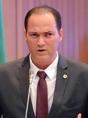 Deputado estadual Sousa Neto (Pros)