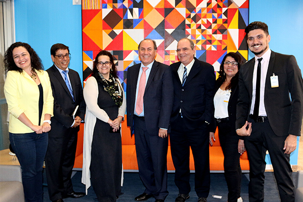 Assinatura de Operação de crédito externo entre Prefeitura de São Luís MA e Banco Interamericano de Desenvolvimento (BID)
