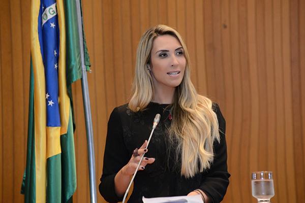Andrea Murad inicia discussão sobre Orçamento do governo para o ano de 2017