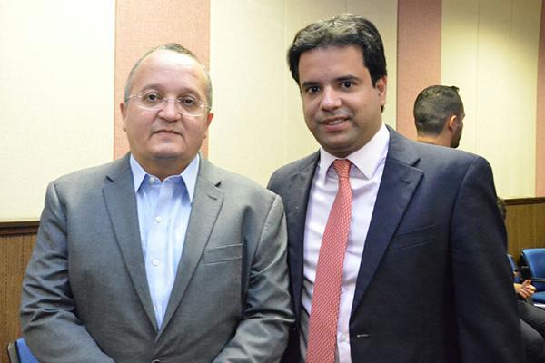 Deputado também realizou visita de cortesia ao governador do Mato Groso, Pedro Taques