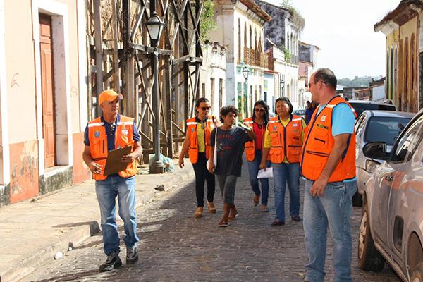 Prefeitura de São Luís inicia atualização de mapeamento em áreas de risco na capital