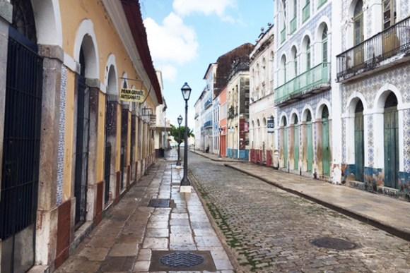 Centro Histórico de São luís é um dos mais belos cartões postais da capital maranhense