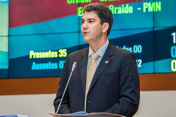 Eduardo Braide alerta para MP do Governo que retira direitos de professores da rede estadual