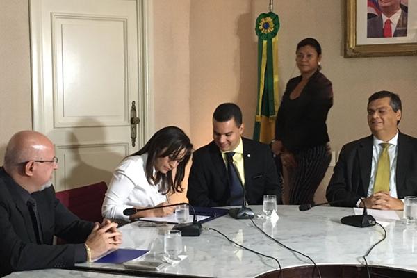 Deputada destina emenda para reforma do Centro de Criatividade Odylo Costa Filho