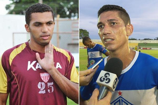 Atacantes Júnior Juzeiro (Mogi Mirim) e Eduardo (Atlético-AC) são os novos reforços do Moto
