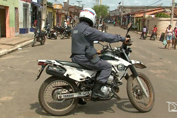 Município de Conceição do Lago Açu possui apenas uma motocicleta para os dois únicos policiais