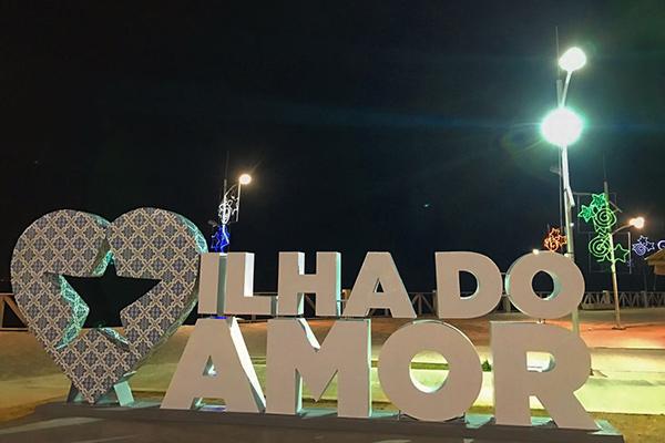 Por iniciativa do secretário Diego Galdinho cidade ganhará mais quatro letreiros