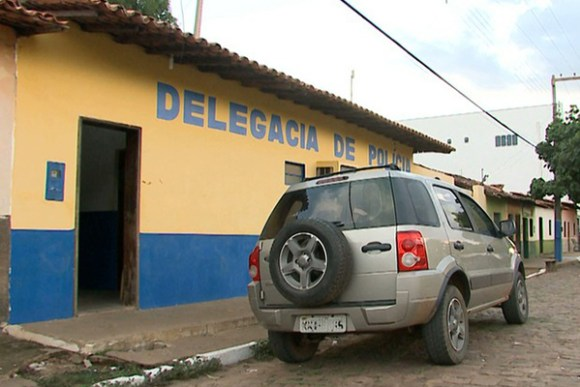 A delegacia da Polícia Civil de Pastos Bons só possui atualmente um investigador