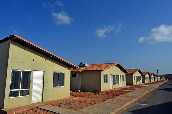 Segundo Diogo Lima, titular da Secretaria Municipal de Urbanismo e Habitação (Semurh), estão sendo finalizadas as obras de construção de mais cinco conjuntos