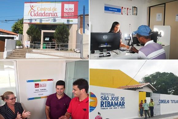 Cidade ganhou nova Central da Cidadania; CRAS e CREAS; unidade do Procon; Conselho Tutelar das Vilas; dentre outras ações que fortaleceram a inclusão e promoção social.;