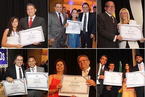 Os 31 vereadores eleitos em São luís também foram diplomados durante solenidade do TRE