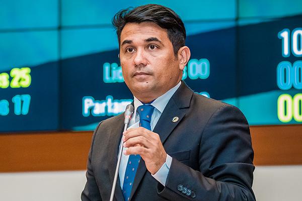 Wellington falou de suas indicações, Projetos de Lei, Propostas e Emendas para o Maranhão.