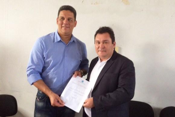 Ivaldo Rodrigues é empossado secretário municipal de Agricultura, Pesca e Abastecimento de São Luís