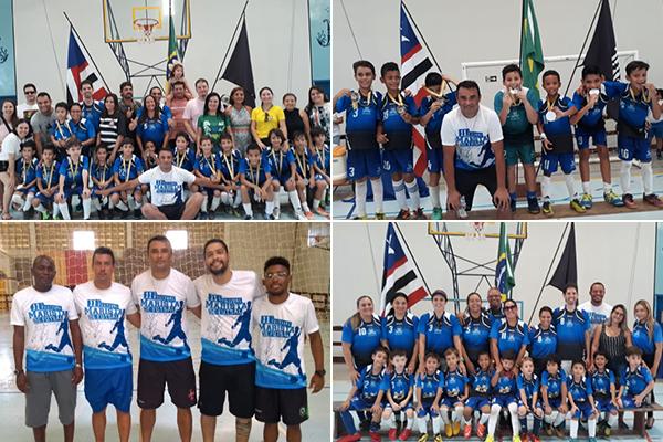6459db927b297 Marista reúne 150 crianças em Festival de Futsal - Zeca Soares