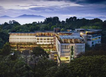 Daftar Hotel Bintang 4 Di Bandung