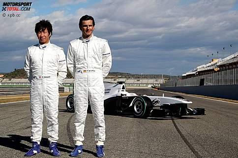 Präsentation des Sauber C29 (Bild: Motorsport-Total.com)