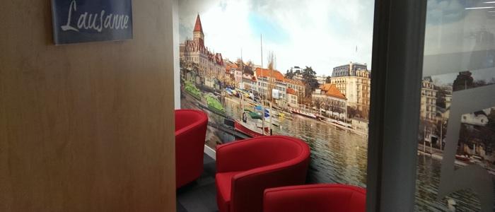 Housetrip Sitzungszimmer Lausanne