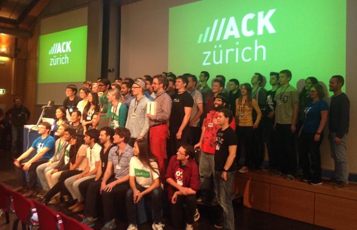 Gewinner Teams HackZurich