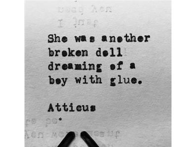 Image result for atticus the poet