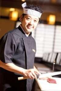 Chef Hideki Fuchikami foto Fabiano Cerchiari