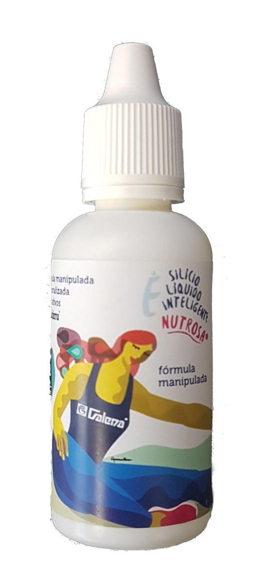 Galena apresenta Nutrosa, o silício líquido para a saúde da pele, unhas, cabelos, articulações e ossos