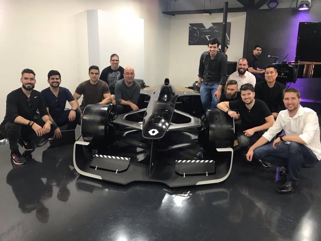 IED e Renault  apresentam trabalhos finais do One Year Automotive Design