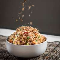 Spicy Vegetable Fried Rice