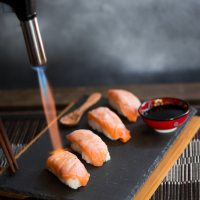 Seared Sushi Nigiri