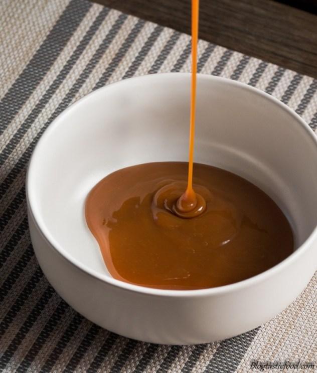 Baileys & Salted Caramel Swirl No Churn Ice-Cream 1