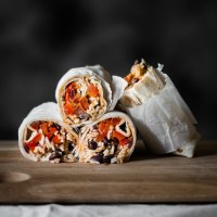Smoky Vegan Burrito Recipe