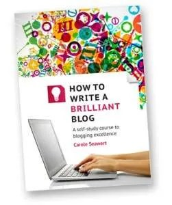 eBook Review: How To Write A Brilliant Blog