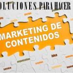 """Soluciones al marketing de contenidos """"por fin tienen precio"""""""