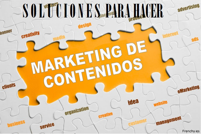 Soluciones marketing de contenidos