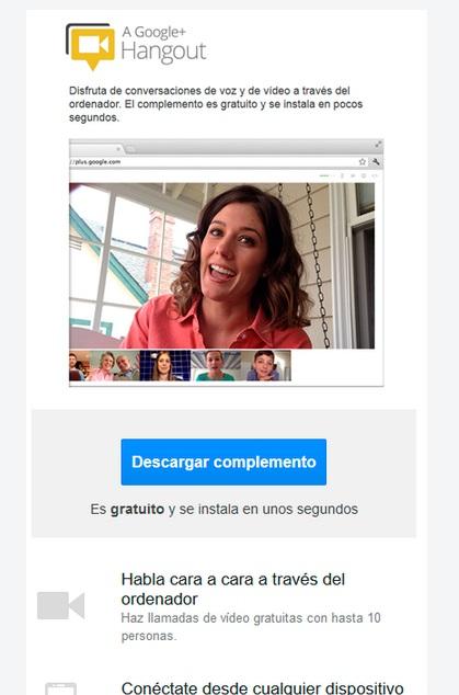Atención al cliente Skype y Google hangog- Asn 5