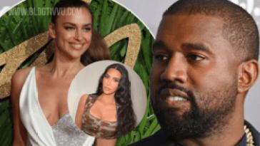 """""""Kanye West e Irina Shayk sono una coppia"""": ecco la reazione dell'ex moglie Kim Kardashian"""