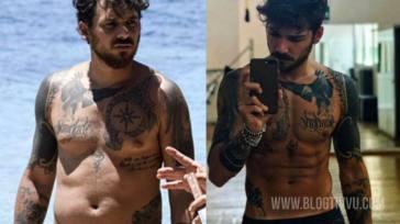 L'epica risposta di Andrea Cerioli a chi lo accusa di avere photoshoppato le foto prima dell'Isola dei Famosi