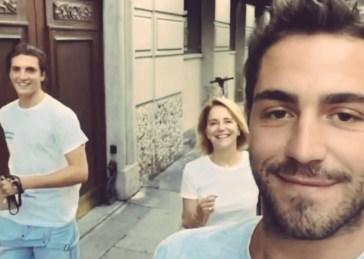 """Stanzani si riunisce con Tommaso Zorzi e conosce mamma Armanda: """"Tutto quello che conta"""" – VIDEO"""