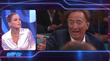 Amedeo Goria rimproverato al Grande Fratello Vip: lui sbotta e chiede del suo agente, Sonia Bruganelli interviene