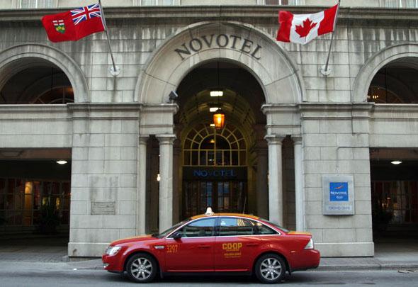 Toronto: Mon coup de coeur pour le Canada