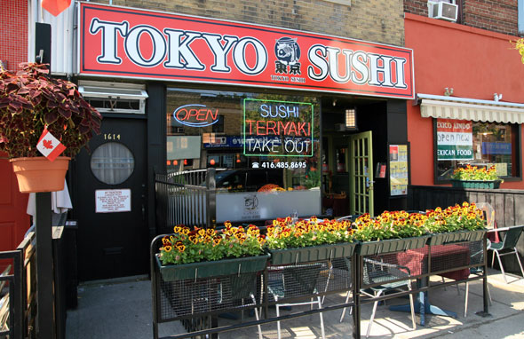 Sushi Restaurants Yonge And Eglinton