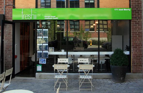 Fresh Restaurant Toronto Locations