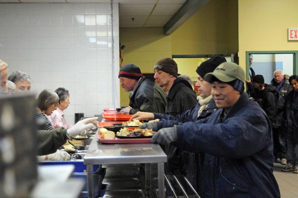 Toronto Soup Kitchens Food Banks