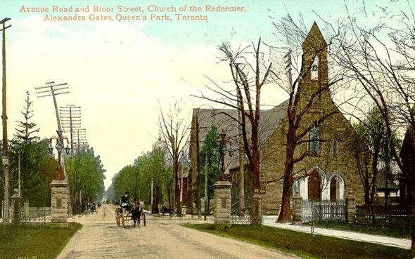 Bloor & Avenue Rd. 1901