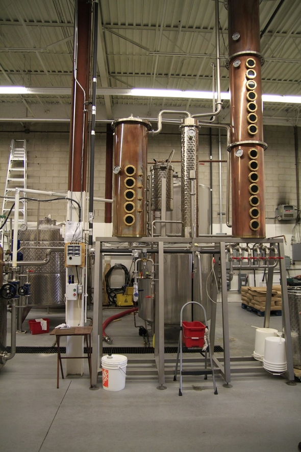 Still Waters Distillery