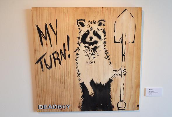 Deadboy Street Art